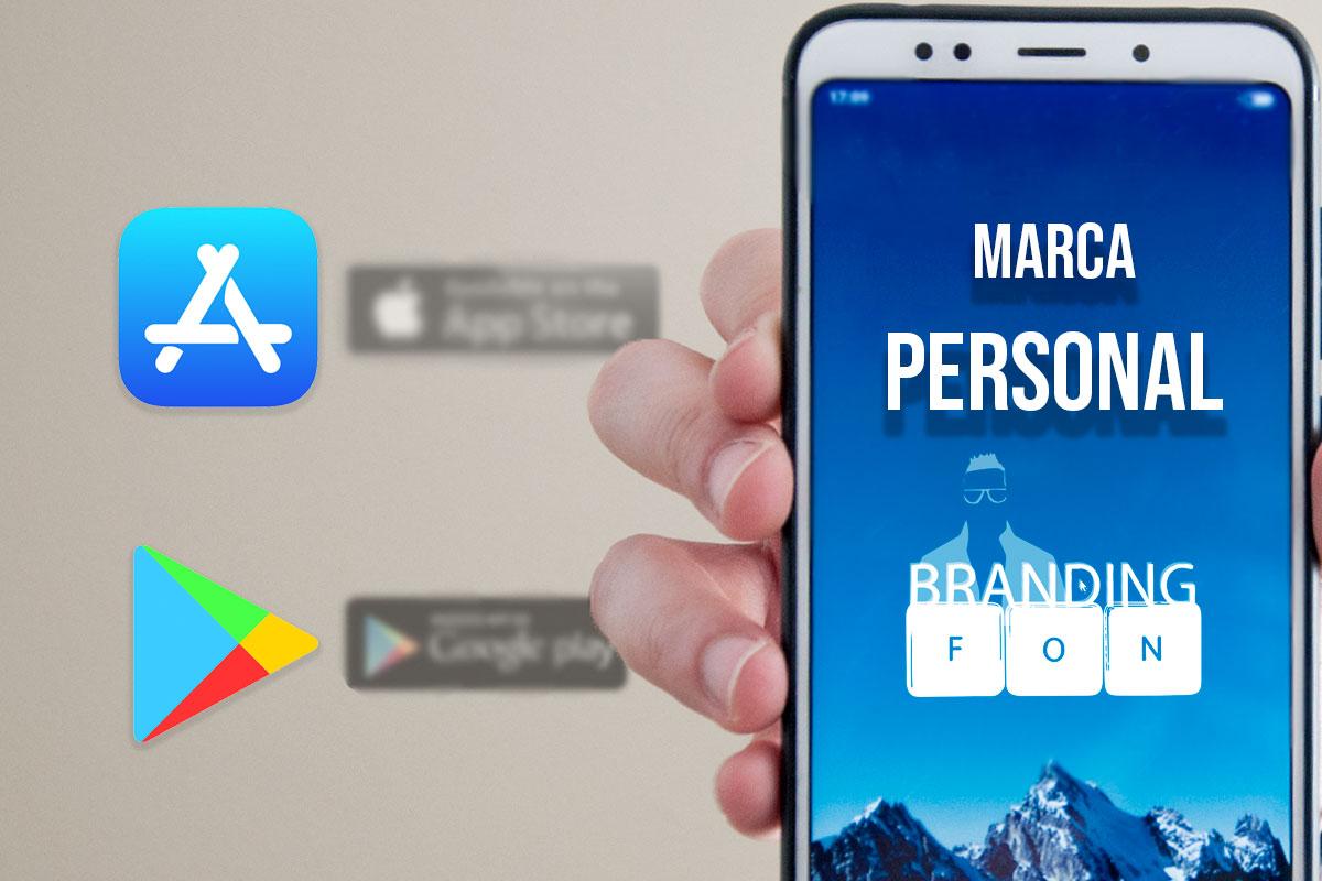 Existen Apps increíbles que te ayudarán a trabajar tu marca personal